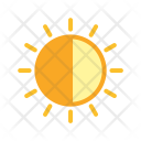 Brightness Setting Icon