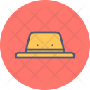 Brim Hat Wear Icon