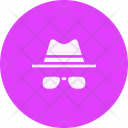 Brim Hat Specs Icon
