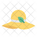Brimmed Hat Brimmed Hat Icon