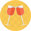 Brindis Wine Glass Icon