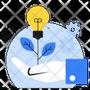Bringing Idea Icon