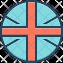 British Union Flag Icon