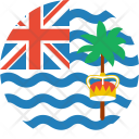 British indian ocean Icon