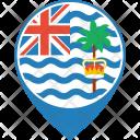 British Indian Ocean Icon