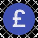 British pound Icon