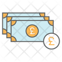 Mbritish Pound Icon
