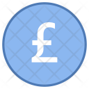 British Pound Currency Icon