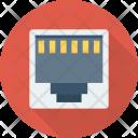 Broadband Networkhub Networkport Icon