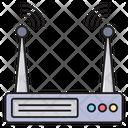 Broadband Modem Router Icon