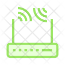 Broadband Router Modem Icon
