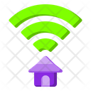 Broadband Connection Home Internet Internet Connection Icon