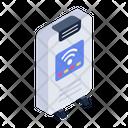Broadband Network Icon