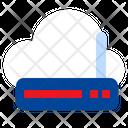 Broadband Network Portable Wireless Internet Icon