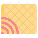 Cast Broadcast User Interface Icon