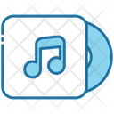 Cd Disc Disk Icon