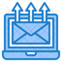 Broadcast Mail Icon