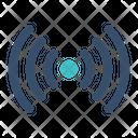 Signal Surround Broadcast Icon