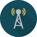 Broadcasting Signal Technology Icon