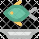 Broast Fish Sea Icon