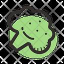Broccoli Food Vegetables Icon