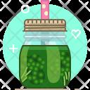 Broccoli Smoothie Drink Icon