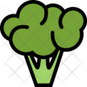 Broccoli Vegetables Fruit Icon