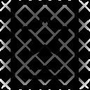 Brochure Design Publication Icon