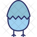 Broke Egg Icon