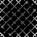 Broken Link Web Icon