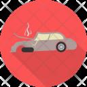 Broken Car Vehicle Icon