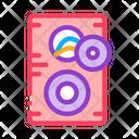 Dynamic Broken Design Icon