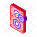 Dynamic Broken Web Icon