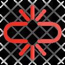 Broken Link Separate Icon