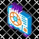 Air Broken Conditioner Icon