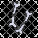 Broken Bones Icon
