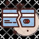 Broken Card Icon