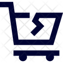 Break Cart Basket Icon
