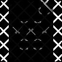 Broken Document Icon