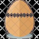 Broken Egg Icon