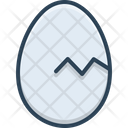 Broken egg Icon