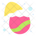 Broken Egg Break Broken Icon