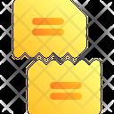 Broke Broken File Icon