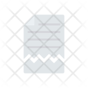 File Flyer Paper Icon