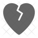 Love Brokenheart Heart Icon