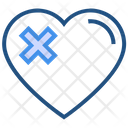 Heart Valentines Day Pain Icon