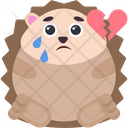Broken Heart Emoji Emoticon Icon
