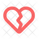 Broken Hearth Icon