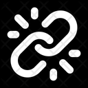 Broken Link Chain Join Icon