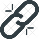 Broken Link Chain Icon